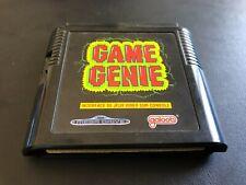 Game Genie pour Mega Drive en loose