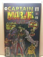 CAPTAIN MARVEL #125 LENTICULAR 3D VARIANT HOMAGE TO INCREDIBLE HULK #1 NM+ Rare