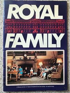 Royal Family, A filmed portrait of Queen Elizabeth II and her family, 1969