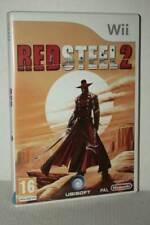 RED STEEL 2 GIOCO USATO OTTIMO NINTENDO Wii EDIZIONE ITALIANA PAL FR1 54542