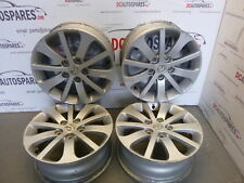 2007 MAZDA 5 MPV 6.5J X 16INCH  ALLOY WHEELS - SET (WITHOUT TYRES)