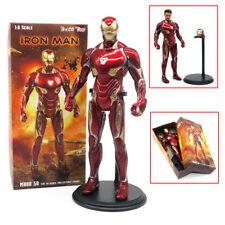 "Empire Toys Marvel Avengers Infinity War Iron Man Mk50 Stark 12"" Action Figure"