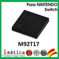 CHIP IC CONTROLADOR VIDEO Y AUDIO HDMI PARA NINTENDO SWITCH M92T17 NS