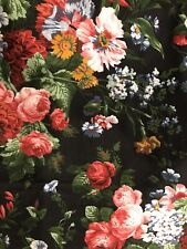 Ralph Lauren Isadora Cossette Pattern King Size Bed Skirt/Dust Ruffle
