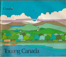 TOURING CANADA VINTAGE GUIDE