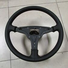 Porsche 944 Sports Steering Wheel (leather) 380 Mm With Elevated Hub 94434708403