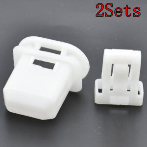 Seat Fixed Car Fastener Clips Retainer Rear Seat Cushion Pad Clip For GM