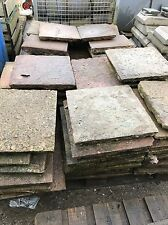Somerset Red And Green Alliace Paving Slabs