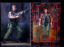 """NECA Commando 30th Anniversary Ultimate John Matrix 7"""" Action Figure"""