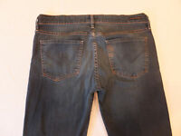 Citizens of Humanity Ava Low Rise Straight Leg Size 31 x 31 Women's Jeans