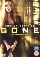 SERIAL KILLER DVD – GONE – AMANDA SEYFRIED