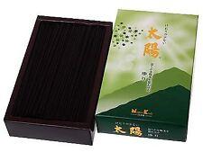 380 Bastoncini Nippon Kodo incensi con Mughetto Legni profumati Iris Blu Taiyo