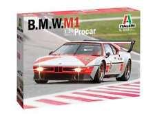 Italeri 1/24 3643 BMW M1 Pro Car