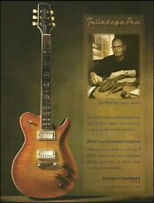 The Jol Dantzig Hamer Talladega Pro guitar ad 8 x 11 advertisement print
