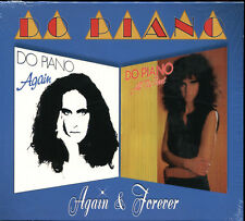 DO PIANO - AGAIN & FOREVER - CD BEST OF - ITALO DISCO