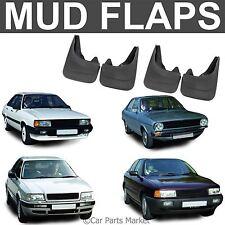 Mud Flaps Splash guard for Audi 80 , 100 , a3 , a3 mudguard set of 4x front rear