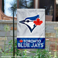 Toronto Blue Jays Garden Flag and Yard Banner