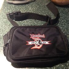 Disneyland ~ 'Mickey Mouse 1955' • Disney Embroidered Fanny Pack • Adult adjusts
