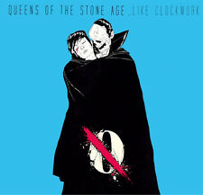 Queens Of The Stone Age ‎– ...Like Clockwork Vinyl 2LP LE Blue Cover Edition NEW