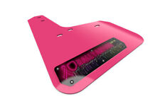 Rally Armor for Mazda3/Speed3 Pink Mud Flap BLK Emblem 2010-13