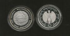 "10 EURO Gedenkmünze 2006  "" FIFA Fußball-Weltmeisterschaft 2006 "" - PP -"