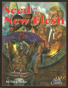 Seed of the New Flesh, Feng Shui, Atlas Games, VGC