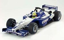 MINICHAMPS 1:18 F1 BMW WILLIAMS FW23 RALF SCHUMACHER 2001 100 010005