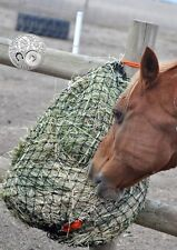 SALE!20ply Big Open Round Flat Horse Hay Net Bag Slow Feed Diameter 240cm/7.9ft