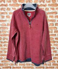 FAT FACE - (Size: XL) Cotton Pique Sweatshirt (FF10)