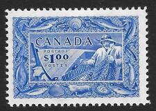 Canada 1951 $1 Ultramarine SG 433 (Mint)