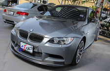 NEW FOR BMW E90 E91 E92 E93 M3 ONLY CARBON FRONT LIP SPOILER ARKYM 1 STYLE