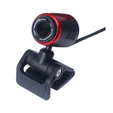 USB 2.0 HD Webcam Camera With Mic For PC Computer And Laptop