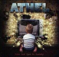 Athel - Open Your Eyes to Society [New CD]