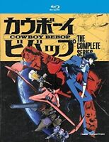 Cowboy Bebop: Complete Series [New Blu-ray] Boxed Set, Dubbed, Subtitled