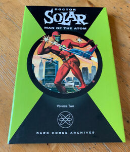 Doctor Solar Man of the Atom Vol 2 Dark Horse Archives - Newman / Bolle HB Book
