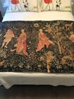 Vintage 20th Century French Tapestry, D'Art De Rambouillet