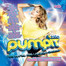 Pump It Vol 9 3 X CD's BRAND NEW