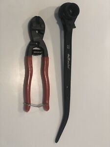 theRatchet: Scaffold Wrench 3.0 & Mini Wire Cutter Combo