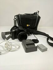 Canon PowerShot SX30 IS 14.1MP Digital Camera with Case, Charger, Battery