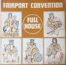 FAIRPORT CONVENTION - Full House (LP) (EX-/VG)