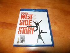 WEST SIDE STORY 50th Anniversary Musical Drama Natalie Wood BLU-RAY DISC NEW