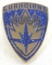 GUARDIANS of the GALAXY Marvel Comics & Movie Logo - Enamel Pin - Groot approved