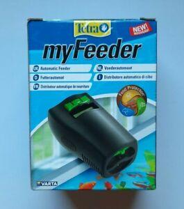 myFeeder Futterautomat Tetra 100 ml Futterkammer