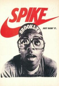NIKE SPIKE LEE Poster Wall Memorabilia Reprint Art Icon Print Pop Poster [A]