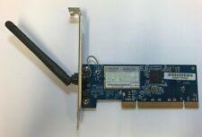 Belkin F5D7001 Wireless G Plus Desktop PCI Card