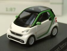 Busch Smart fortwo coupe e - drive, electric drive,  PC 177 - 1:87