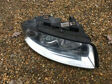 AUDI A4 B6 2001-2004 S-LINE FRONT RIGHT DRIVER SIDE HEADLIGHT LAMP GENUINE