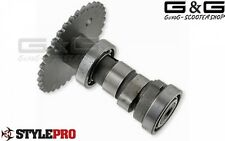 Camshaft for China 4 STROKE SCOOTER GY6 125 150CCM 152QMI/157QMJ Engines