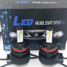 9007 256W 25600LM CREE LED Headlight Kit Hi/Low Beam 6000K White Bulb High Power