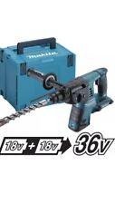 Tassellatore solo corpo MAKITA DHR263Z 18V+18V 36V LITIO 3.0AH - 4.0AH - 5.0AH